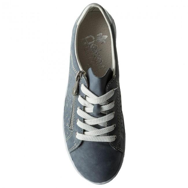 Sneakers RIEKER L4828 12 Blau