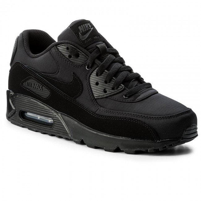 085ad793eb Shoes NIKE - Air Max 90 Essential 537384 072 Black/Black/Black ...