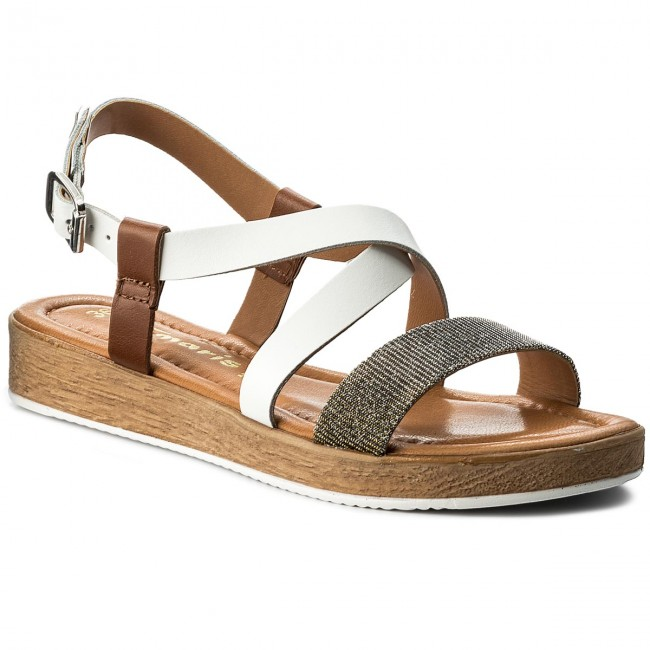 Womens 28606 Sling Back Sandals Tamaris AzkBell