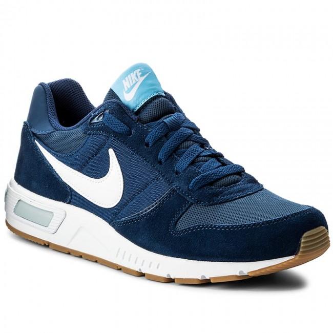 ee5355863ec3 Shoes NIKE - Nightgazer 644402 412 Coastal Blue White Bluecap ...