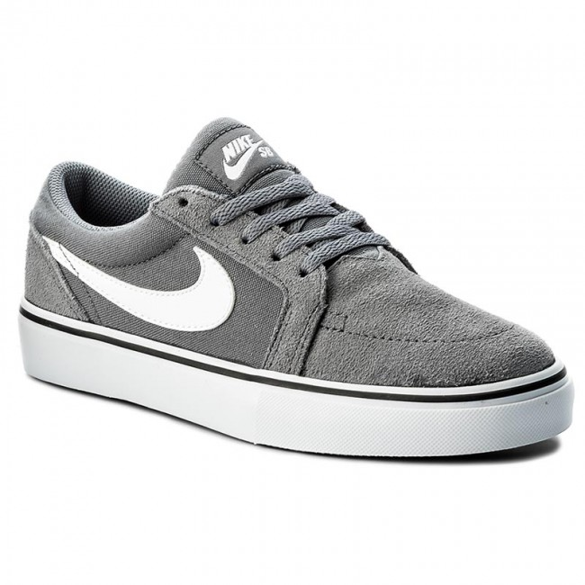 Shoes NIKE - Satire II (GS) 729810 011 Cool Grey White Black ... 42495c9815bef