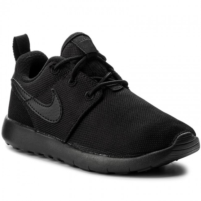 7c54963a4e53a Shoes NIKE - Roshe One (PS) 749427 031 Black Black Black - Laced ...