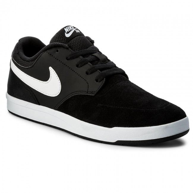 ebfc10bff8e Shoes NIKE - Sb Fokus 749477 002 Black White - Sneakers - Low shoes ...