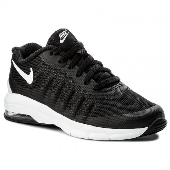 003 Shoes Invigor ps Air Nike Max Laced Blackwhite 749573 rRqcBvqT