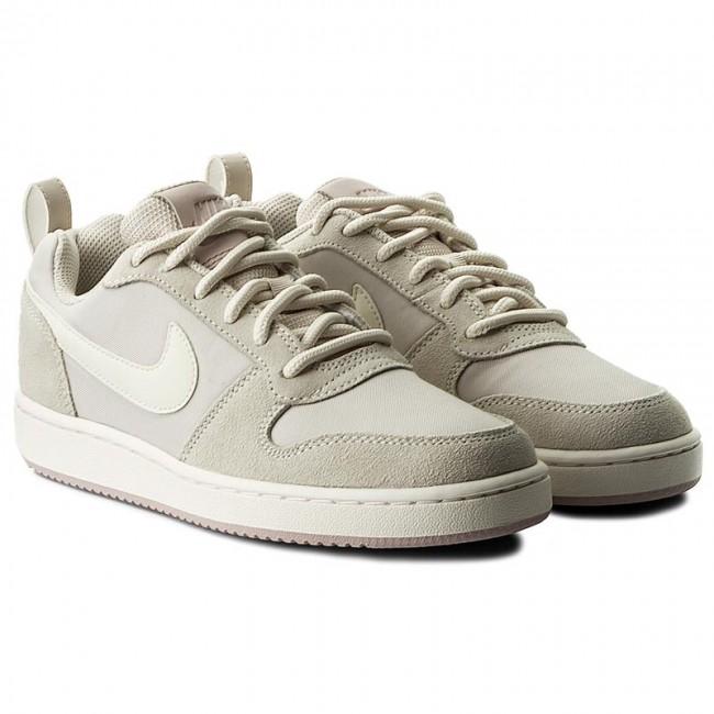 Shoes NIKE - Court Borough Low Prem 861533 101 Lt Orewood Brn Sail-Silt Red  - Sneakers - Low shoes - Women s shoes - www.efootwear.eu 4c07496d6c145