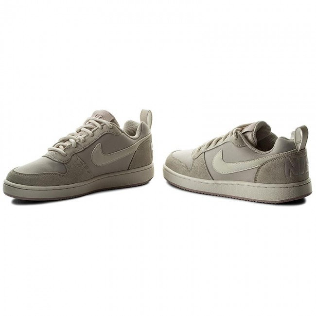 Shoes NIKE - Court Borough Low Prem 861533 101 Lt Orewood Brn Sail-Silt b19ed9356365f
