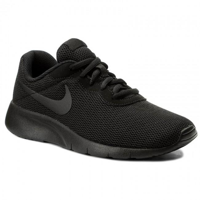 newest 6cd06 37b4b Shoes NIKE - Tanjun (GS) 818381 001 Black Black