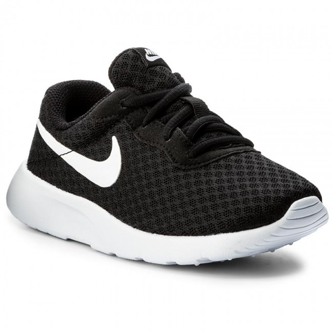 ... shoes nike tanjun 818382 011 black white