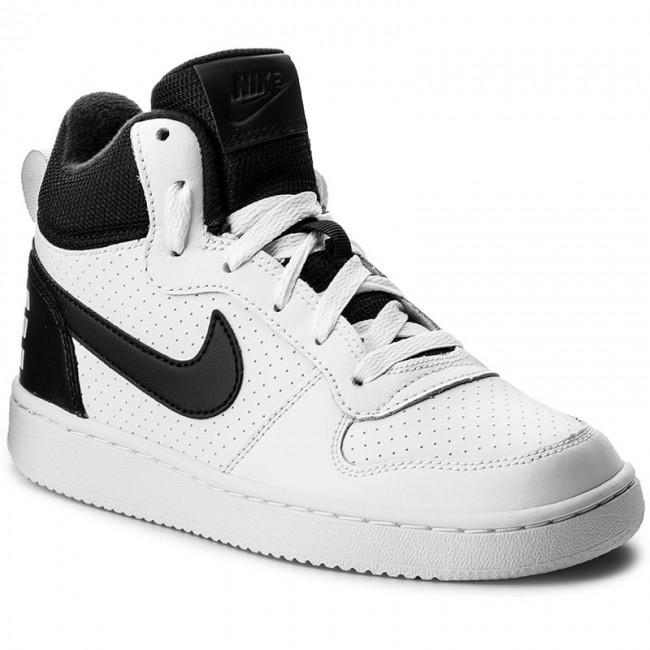 Shoes NIKE - Court Borough Mid (GS