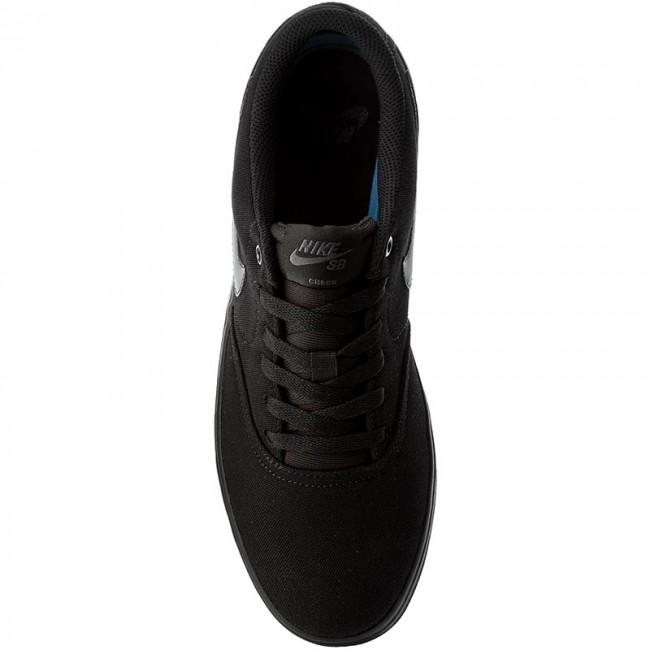 c0a5998dcf4 Shoes NIKE - Sb Check Solar Cnvs 843896 002 Black Anthracite - Plimsolls -  Low shoes - Men s shoes - www.efootwear.eu
