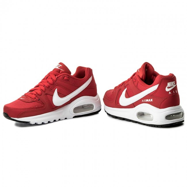 nike air max command Weiß red