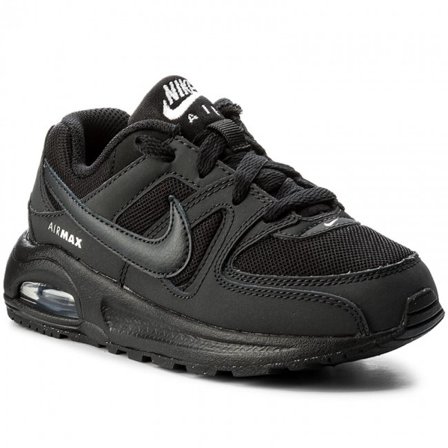 Shoes NIKE - Air Max Command Flex (PS) 844347 002 Black Anthracite ... 0d08a9b8387