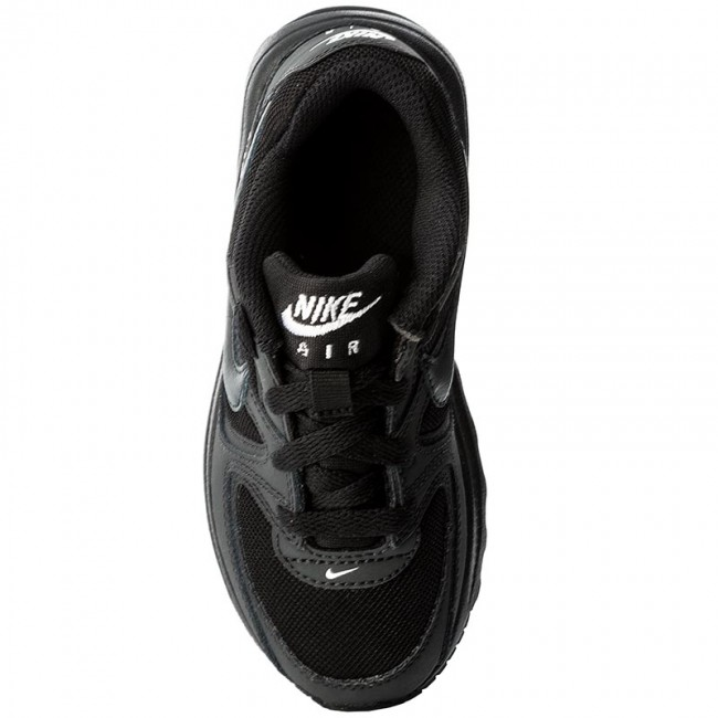 04e5f2325c3835 Shoes NIKE - Air Max Command Flex (PS) 844347 002 Black Anthracite White -  Laced shoes - Low shoes - Girl - Kids  shoes - www.efootwear.eu