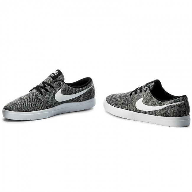 official photos 59dae 275b8 Shoes NIKE - Sb Portmore II Ultralight 880271 012 Black White Wolf Grey