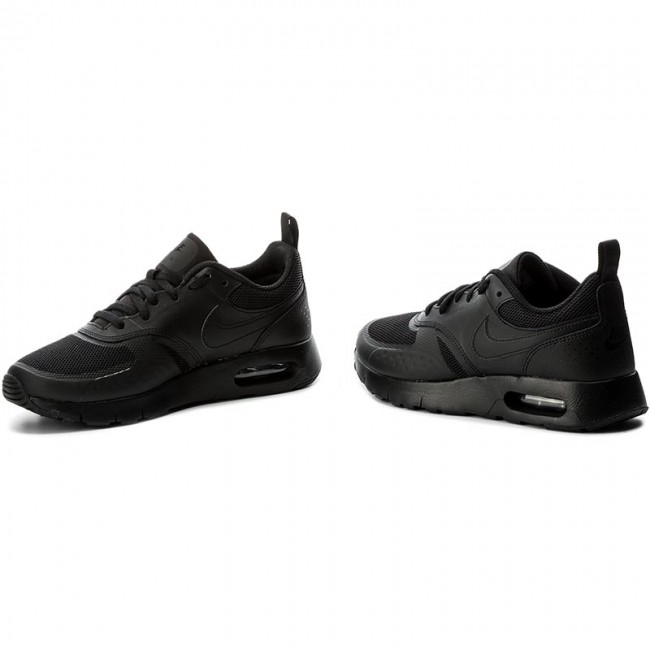 new product 5eb42 85d24 Shoes NIKE - Air Max Vision (GS) 917857 003 Black Black