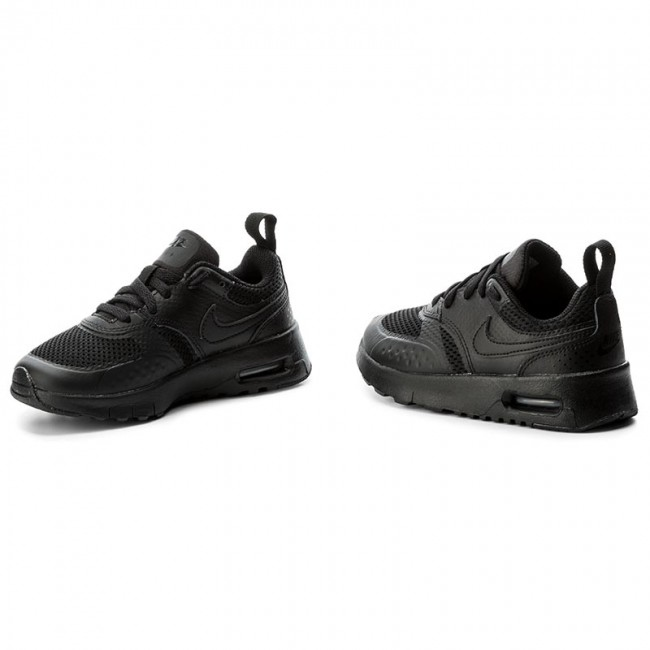 Shoes NIKE - Air Max Vision 917858 003 Black Black - Laced shoes ... 0cb55fc38