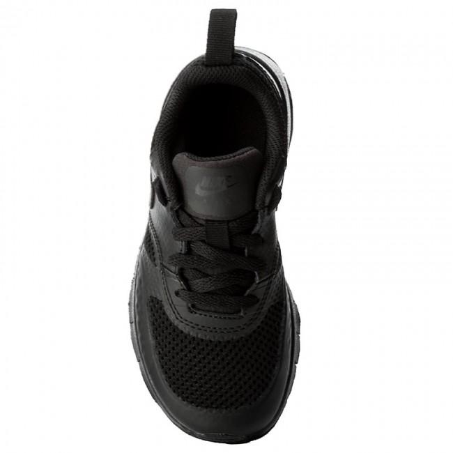 Shoes NIKE - Air Max Vision 917858 003 Black Black - Laced shoes - Low shoes  - Boy - Kids  shoes - www.efootwear.eu 7223a261d