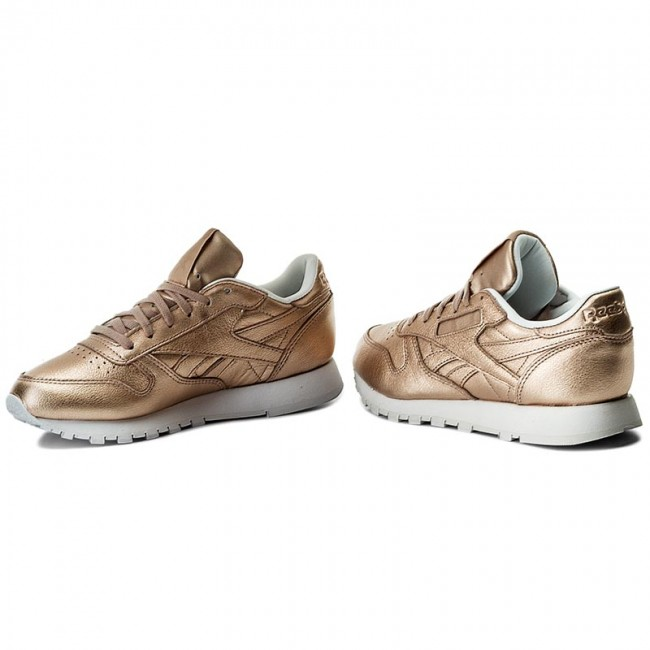 7648e525c0c Shoes Reebok - Cl Lthr Melted Metal BS7897 Pearl Met Peach White ...