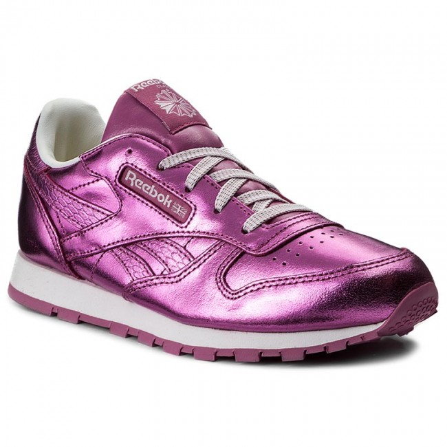 0bc8874a159c8 Shoes Reebok - Classic Leather Metallic BS8939 Charged Pink White ...