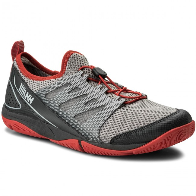 742835f49f5a Shoes HELLY HANSEN. Aquapace 2 111.45.820 Silver Grey Alert Red Ebony