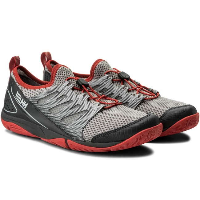 d8b9a2a84df6 Shoes HELLY HANSEN - Aquapace 2 111.45.820 Silver Grey Alert Red Ebony -  Water shoes - Sports shoes - Men s shoes - www.efootwear.eu