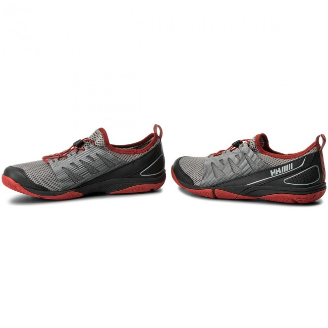 44980e7a263f Shoes HELLY HANSEN - Aquapace 2 111.45.820 Silver Grey Alert Red Ebony