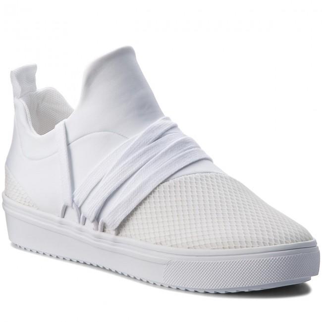 e8a3720b236 Sneakers STEVE MADDEN - Lancer Sneaker 91000719-09096-02001 White ...
