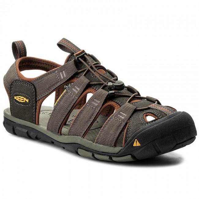Sandals KEEN - Clearwater Cnx 1014456 Raven Tortoise Shell - Sandals ... 15545924d0