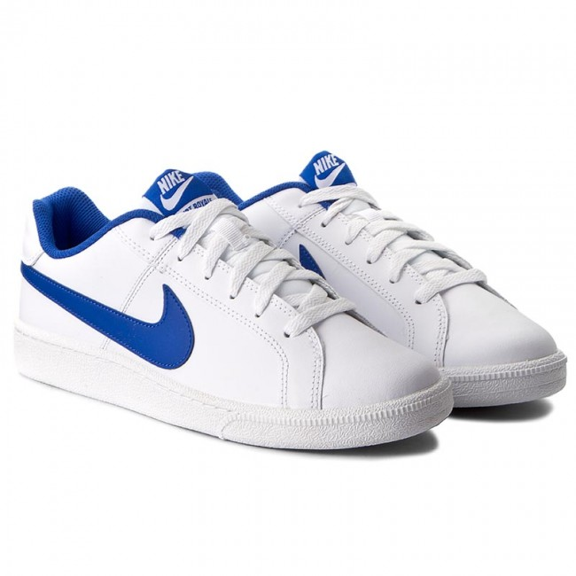 Shoes NIKE - Court Royale 749747 141 White/Game Royal