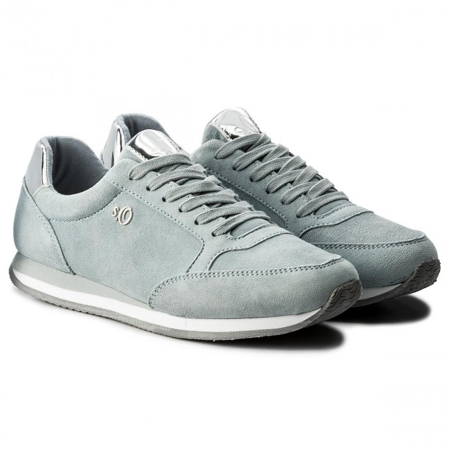 00cd22015d57c Sneakers S.OLIVER - 5-23630-20 Lt Blue 810 - Sneakers - Low shoes ...