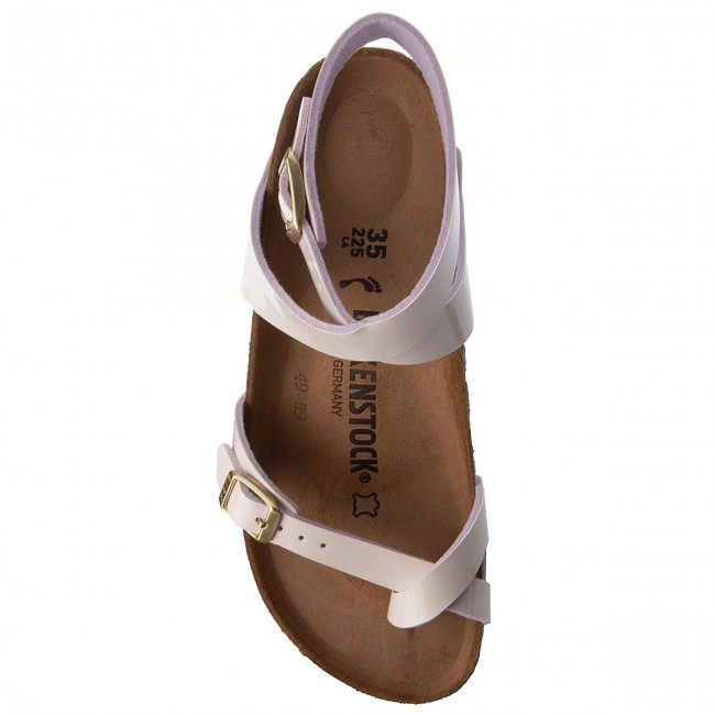 75b2a67872b5 Sandals BIRKENSTOCK - Yara 1008112 Two Tone Cream Pink - Casual sandals -  Sandals - Mules and sandals - Women s shoes - www.efootwear.eu