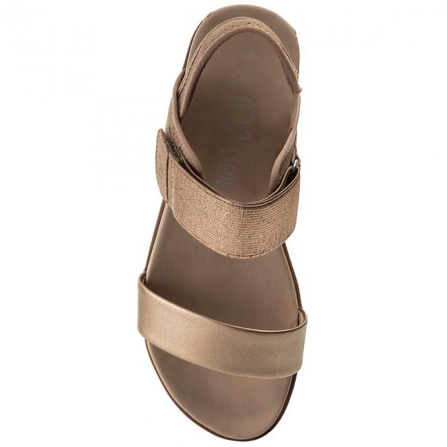 3d9bb3c8011 Sandals S.OLIVER - 5-28202-20 Rose Comb 592 - Casual sandals - Sandals -  Mules and sandals - Women s shoes - www.efootwear.eu