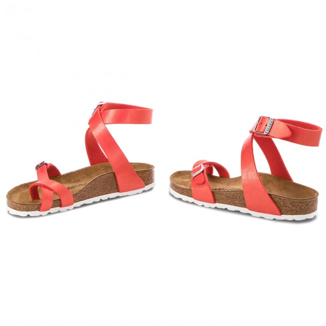 b76d4d0f996c Sandals BIRKENSTOCK - Yara 1008849 Graceful Hibiscus - Casual ...
