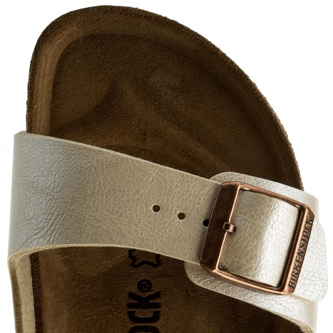 26e3cafb3467c Slides BIRKENSTOCK - Arizona Bs 1009921 Graceful Pearl White - Casual mules  - Mules - Mules and sandals - Women's shoes - www.efootwear.eu