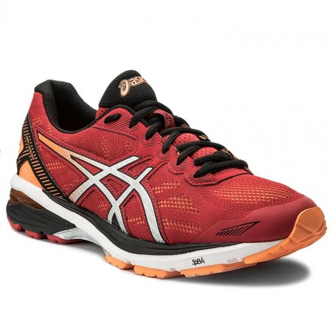 b7478c09f31c Shoes ASICS - Gt-1000 5 T6A3N True Red Silver Hot Orange 2393 ...