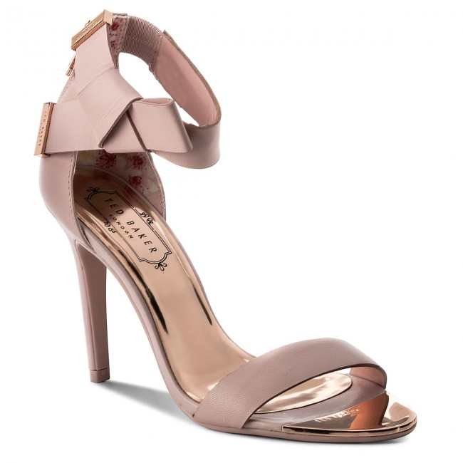 9ac17842bc88d Sandals TED BAKER - Saphrun 9-16963 Mink Pink - Elegant sandals ...