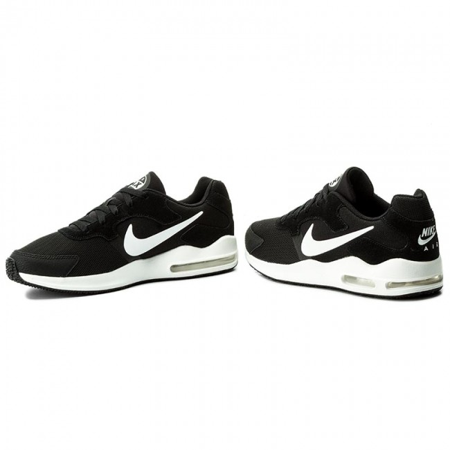 Shoes NIKE - Air Max Guile 916768 004 Black White - Sneakers - Low ... 213c85f3544e1