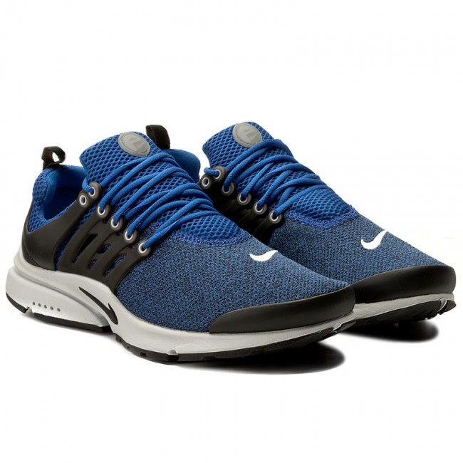 detailed look ef69d 58496 Shoes NIKE - Air Presto Essential 848187 403 Game Royal Black Black -  Sneakers - Low shoes - Men s shoes - www.efootwear.eu