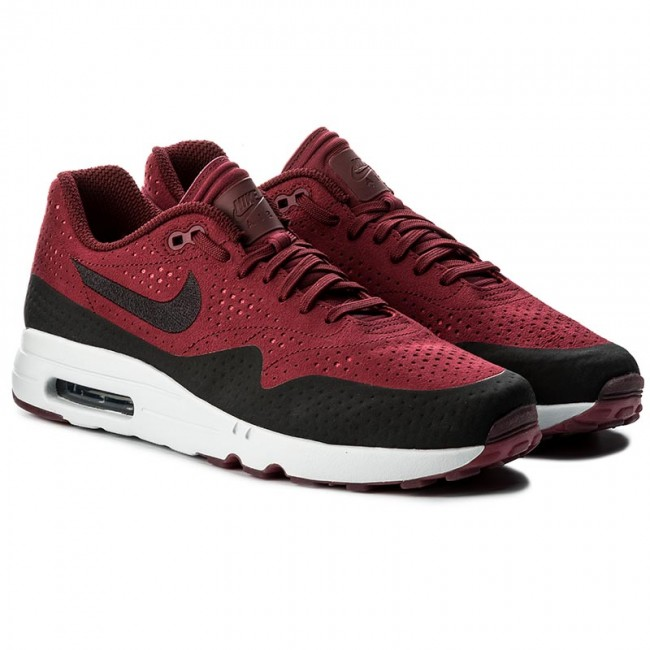 Shoes NIKE Air Max 1 Ultra 2.0 Moire 918189 600 Team RedBlackSolar Red