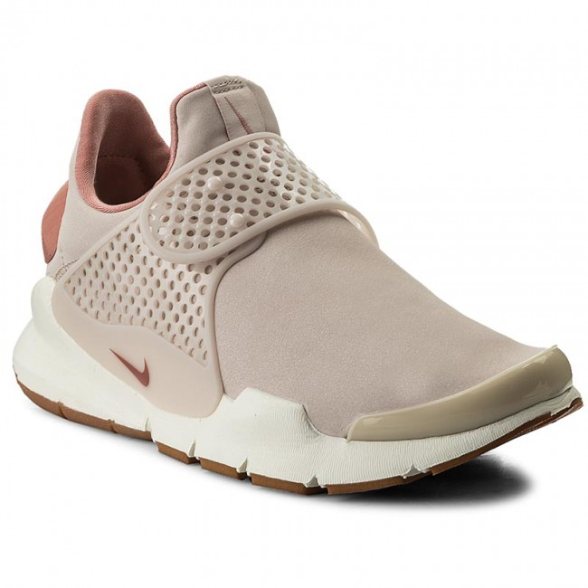 Shoes NIKE - Sock Dart Prm 881186 601 Silt Red/Silt Red/Red Stardust