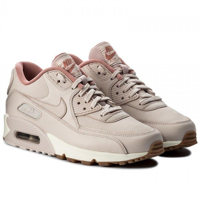 huge selection of 5e3e7 28bff Shoes NIKE. Wmns Air Max 90 Lea 921304 600 Silt Red Silt Red Red Stardust