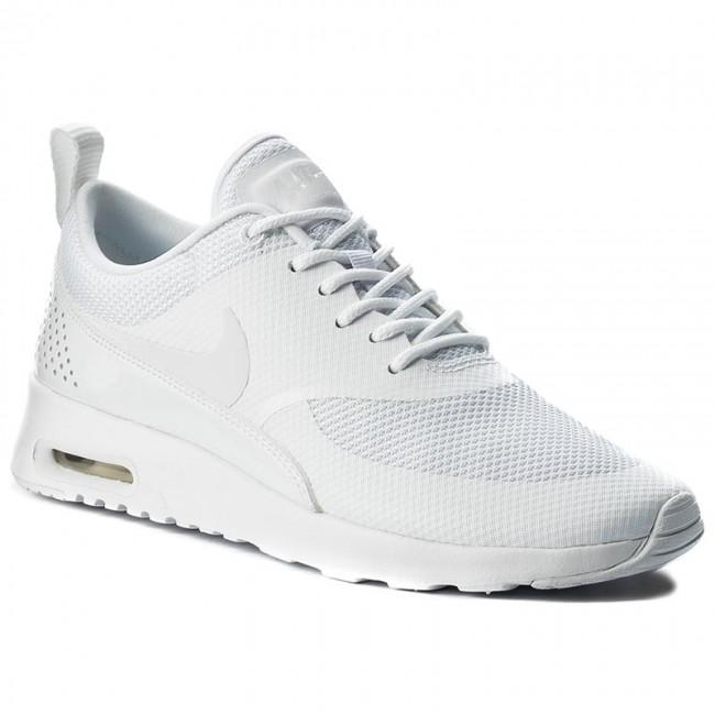 1d81af79e4c88 Shoes NIKE - Wmns Nike Air Max Thea 599409 107 White White White ...