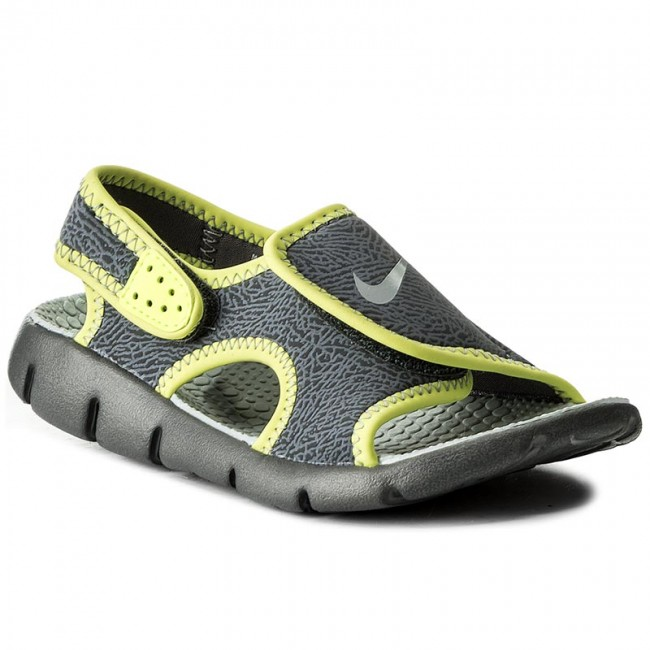 b928d955395b Sandals NIKE - Sunray Adjust 4 (GS PS) 386518 013 Dark Grey Wolf ...