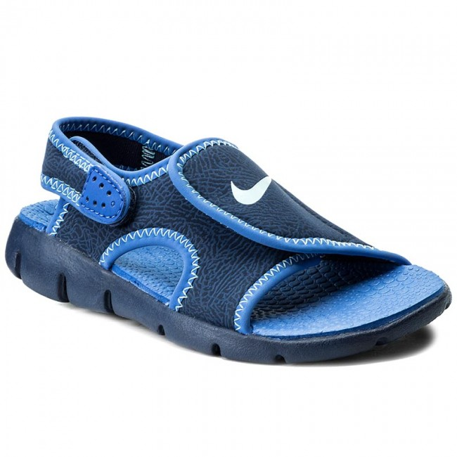 cheap for discount d4729 6c4f4 Sandals NIKE. Sunray Adjust 4 (GS PS) 386518 413 Binary Blue Still Blue
