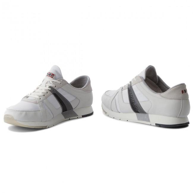 N20 Rabari 16831623 White NAPAPIJRI Off Sneakers zH1nZqH