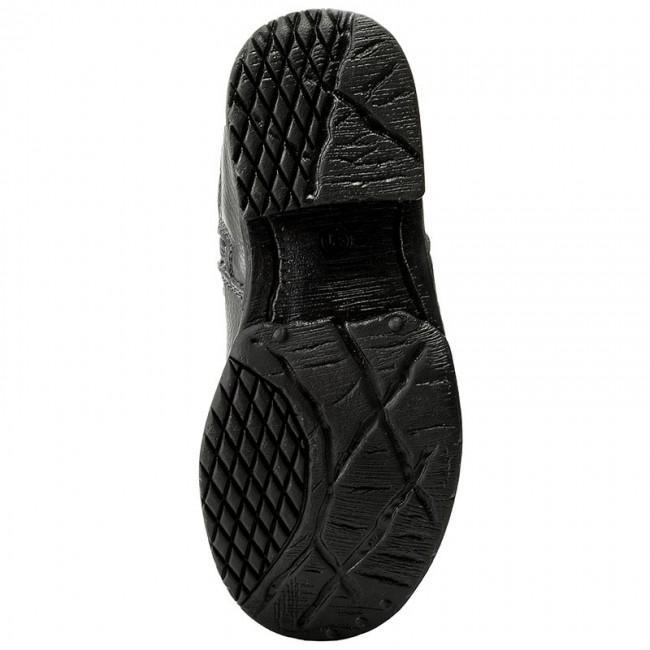 Boots S High And Jackboots Knee Zarro 12109 Czarny RIgBvIq5w