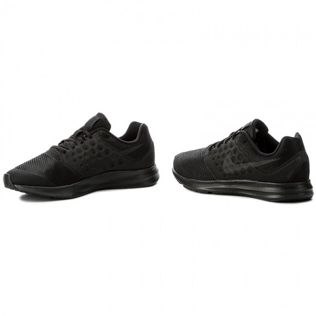 0f02ab817d4 Shoes NIKE - Downshifter 7 (Gs) 869969 004 Black Black - Indoor ...