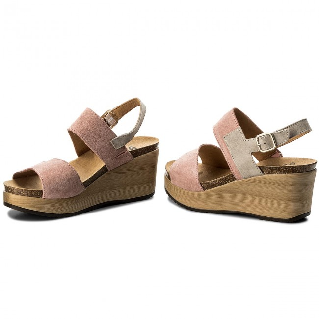 775b5edb96c Sandals SCHOLL - Elara F27057 1248 Pale Pink - Wedges - Mules and ...