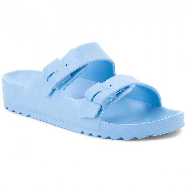 Slides SCHOLL - Bahia F26924 1032 350 Light Blue - Casual mules ... 7a25430a0f