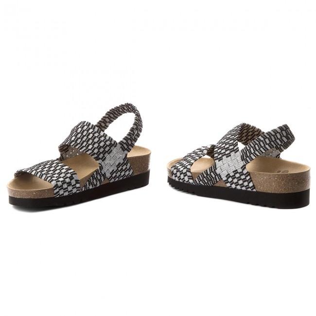 72e86d39023c2c Sandals SCHOLL - Kaory Sandal F27033 1006 350 Black/Silver - Casual ...